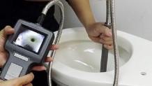 Tesisat Kaçağını Gösteren Kameralar